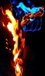 Ghost Rider Live Wallpape screenshot 3/3