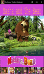 Masha and the Bear Wallpaper Cute screenshot 6/6