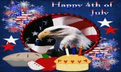 Happy 4th july Lwp screenshot 2/3