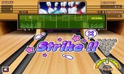 Crazy bowling II screenshot 2/4