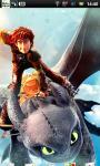 How to Train Your Dragon 2 LWP 5 screenshot 1/3