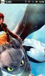 How to Train Your Dragon 2 LWP 5 screenshot 3/3