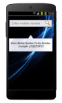 Mobile Number Tracker and Locator screenshot 1/4