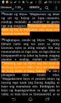 Biblia -Tagalog Bible screenshot 1/3