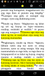 Biblia -Tagalog Bible screenshot 3/3