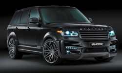 Stunning Land Rover automobile images HD Wallpaper screenshot 2/6