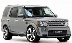 Stunning Land Rover automobile images HD Wallpaper screenshot 4/6