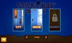 Stickman Crossing screenshot 1/3