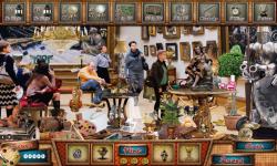 Free Hidden Object Games - Art Museum screenshot 3/4