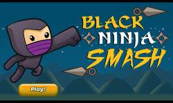 Black Ninja Smash screenshot 1/4