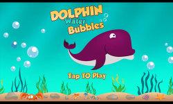 Dolphin Water Bubbles screenshot 1/5