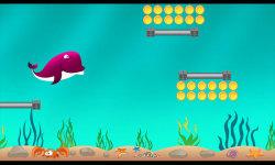Dolphin Water Bubbles screenshot 3/5