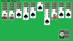 Free Pro Solitaire screenshot 2/4