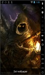Dark Trooper Live Wallpaper screenshot 1/2