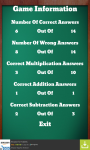 Maths Quiz screenshot 5/5