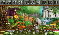 Free Hidden Object Games - Day Dream screenshot 3/4