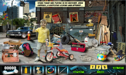 Free Hidden Object Game - Ransom Call screenshot 3/4