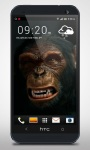 Evil Monkey 3D Live Wallpaper screenshot 1/3