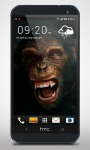 Evil Monkey 3D Live Wallpaper screenshot 2/3
