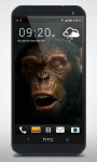 Evil Monkey 3D Live Wallpaper screenshot 3/3