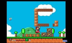 Super Mario World Sega Emultor screenshot 2/4