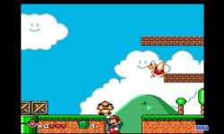 Super Mario World Sega Emultor screenshot 3/4