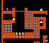 Lode Runner Game For Android screenshot 1/4