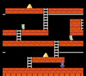 Lode Runner Game For Android screenshot 2/4