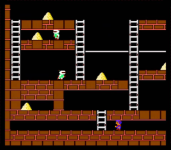 Lode Runner Game For Android screenshot 3/4