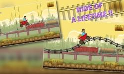 Speedy Gold Miner Rail Rush screenshot 1/5
