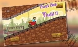 Speedy Gold Miner Rail Rush screenshot 3/5