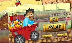 Speedy Gold Miner Rail Rush screenshot 5/5
