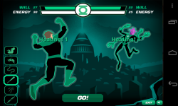 Green Lantern: Boot Camp screenshot 2/4