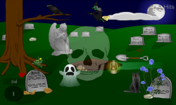 Halloween - Shooting Ghosts screenshot 2/3
