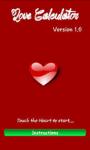 The True love calculator screenshot 1/6