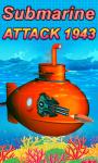 Submarine ATTACK 1943 screenshot 1/1