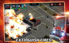 RESCUE Heroes in Action complete set screenshot 4/5