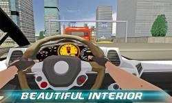 City Driving In Car 2016 screenshot 1/5