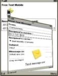 Free Text Mobile screenshot 1/1