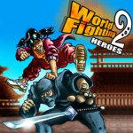 World Fighting Heroes screenshot 1/2