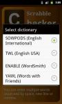 Scrabble Word Checker screenshot 3/3
