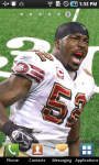 Patrick Willis Live Wallpaper screenshot 2/3