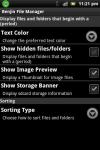 Benjin File Manager screenshot 6/6