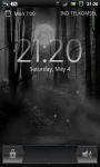 Misty Forest at Night Live Wallpaper screenshot 4/6