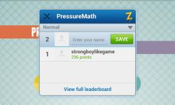 Pressure Math screenshot 2/5