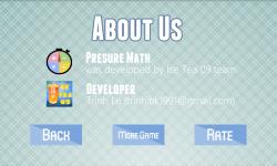 Pressure Math screenshot 3/5