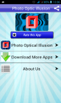 Optical illusions Vision Magic screenshot 1/5