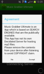 Music Grabber - Mp3 Downloader screenshot 1/6