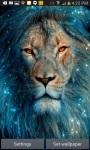 SPACE LION LWP screenshot 1/3