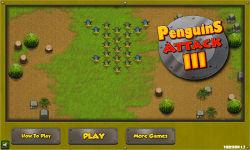 Penguins Attack 3 Game screenshot 1/4